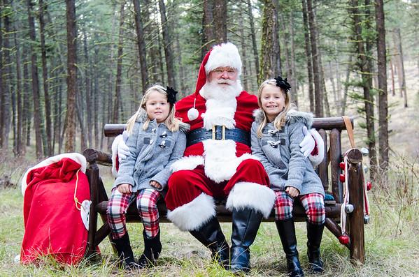 2016 Santa Photos