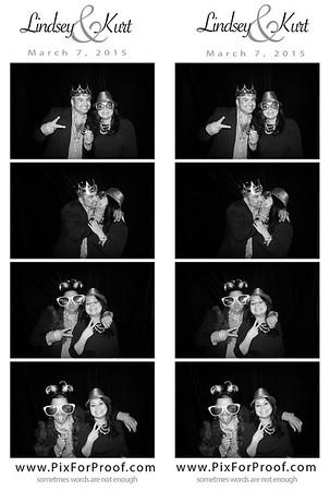 Kurt and Lindsey