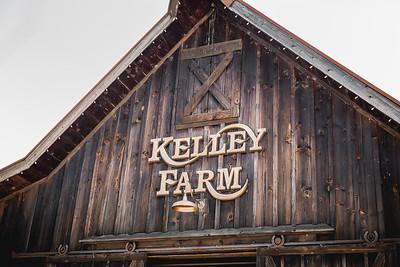 REAL WEDDINGS @ KELLEY FARM