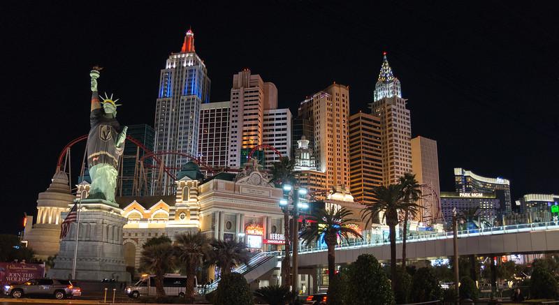 Las Vegas - New York, New York