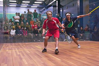 2012-01-13 Antonio Diaz Glez (Trinity) and Alex Domenick (Cornell)