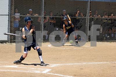 Softball county tourney