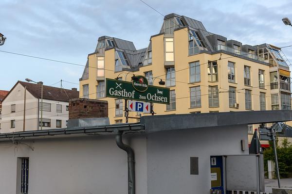 Augsburg, Munich & Passau