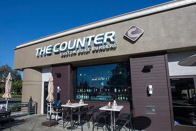 The Counter Burger - Fremont