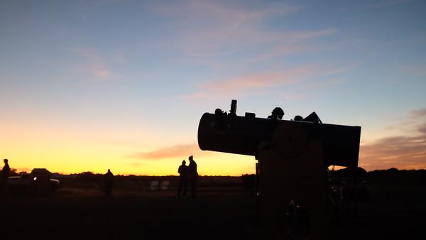 LBJ HCA stargazing 11-18-17