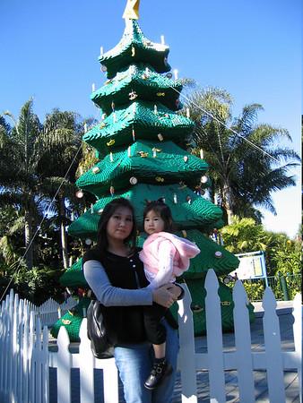 Legoland - San Diego 2007