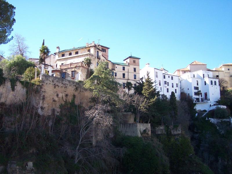 Ronda. Casa del Rey Moro