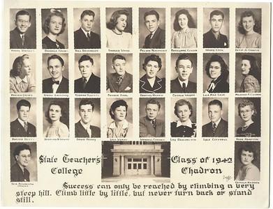Class of 1942 - Chadron Prep?