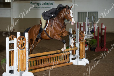 Spring Hunter Jumper Show 2014