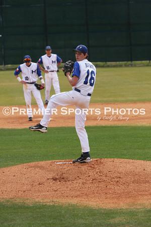 La Porte Varsity Baseball vs Hebron 3/5/10