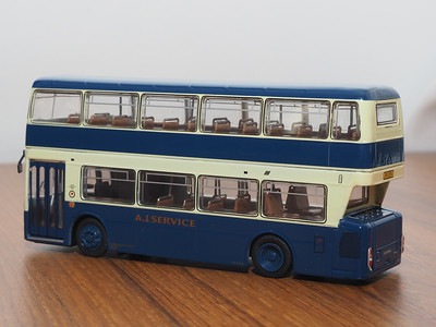 Britbus AN1-21 A1 Services Leyland AN68 Atlantean Park Royal