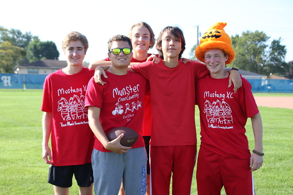 HIGHLAND CROSS COUNTRY SECTIONALS 2021