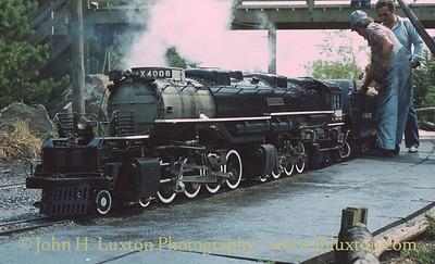 Forest Railroad, Dobwalls, Cornwall