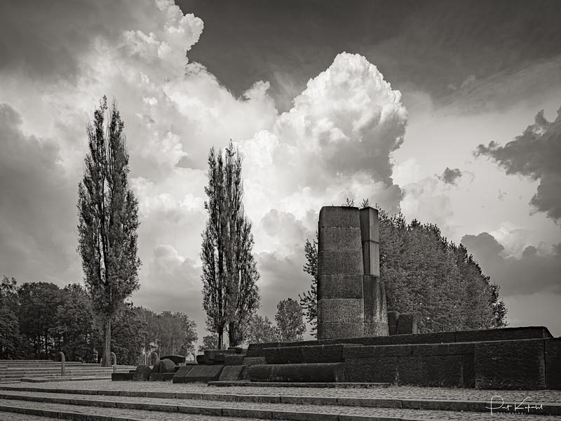 Clouds, Trees, Stones, remembrances – Oświęcim