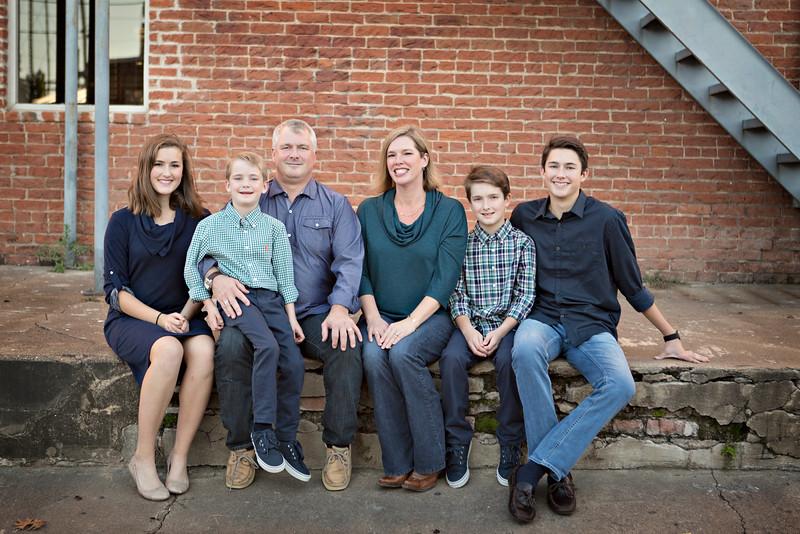 Weaver Family 2015