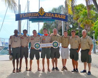 2015 August 02-08 - Sea Base Coral Reef