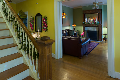 Linwood Christmas Interior Design