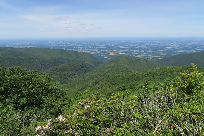 Appalachian Trail (Ridge Route) - 4,470'