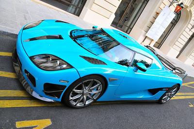 """Koenigsegg CCX-R """"Special One"""""""
