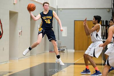 JV Basketball @ Troy 2/20/2018