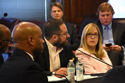 City hosts Uber Economic Development Roundtable. 5/31/2017