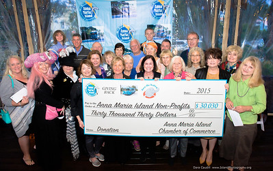 AMI Chamber Trolley Giving Back Awards 012816