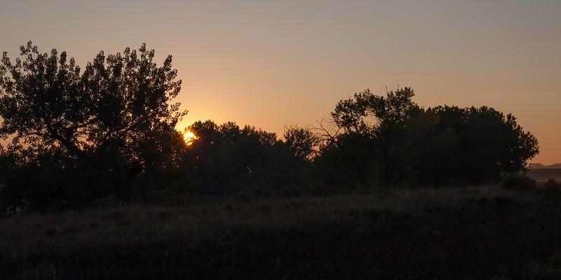 Fossil Creek Sunrise