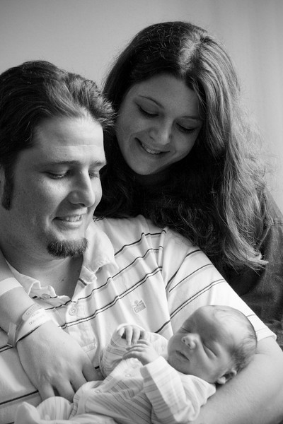 Angie, Kenny, & Baby Luca