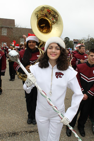 Central Christmas Parade 12-6-14