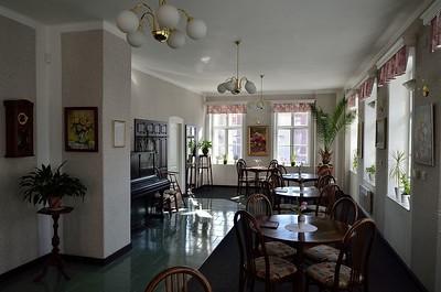 Kavárna u zámku - Jilemnice