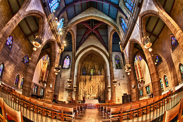 Christ Church Cathedral Est. 1859