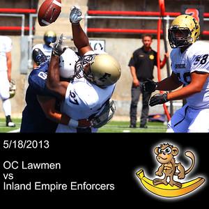 2013-05-18 OC Lawmen VS Inland Empire Enforcers