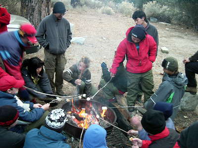 1/17/2004 - Snow Camp @ San Gorgonio