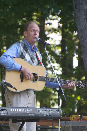 Livingston Taylor Concerts on Common June 2013