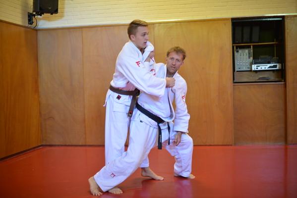 Mark en Iwan