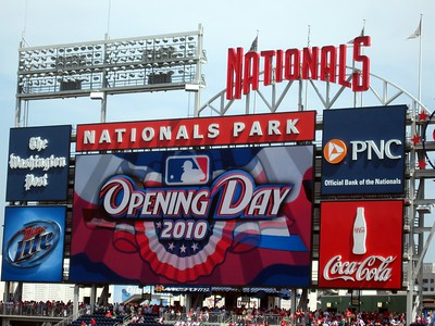Nationals Opening Day