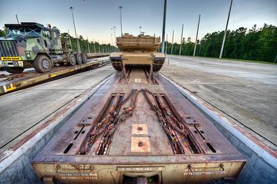 2010 08 11 Full Set of Photos - First 5 Tanks at Fort Benning