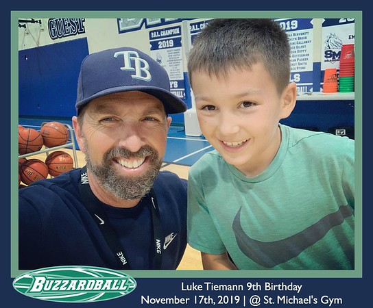 Luke Tiemann 9th Birthday | NOVEMBER 17TH, 2019