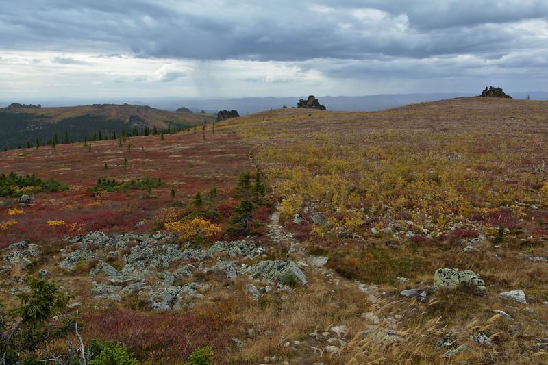 Trail Divides