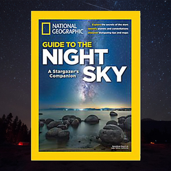 National Geographic Guide to the Night Sky
