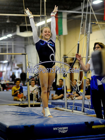 Lauren McCormick Gymnast 120215