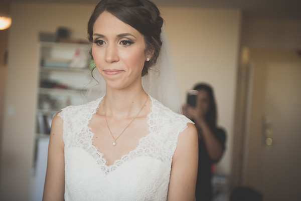 Marc and Emily: Bridal Prep