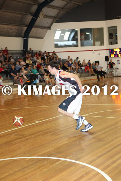 Norths Vs Comets 25-3-12
