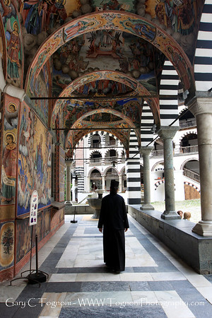 Bulgaria, Sofia and Rila Monastery