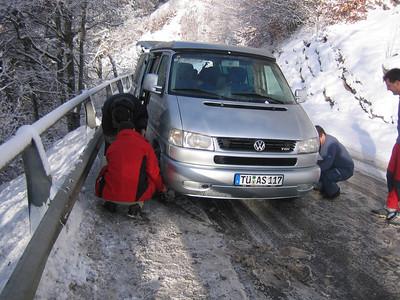 Schneeschuhtour 2006