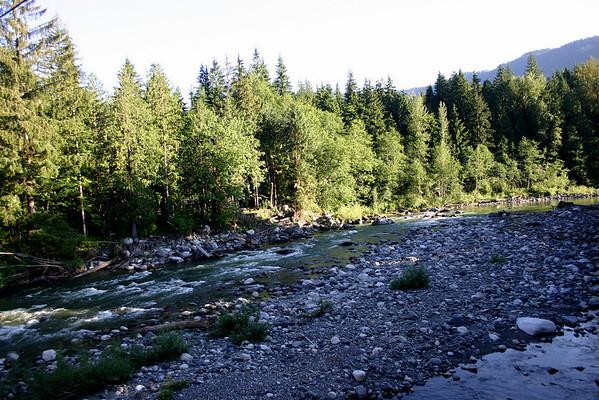 The North Cascade Loop