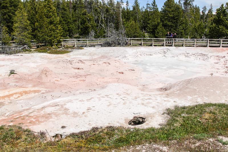 Fountain Paint Pots - Yellowstone National Park