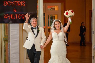 Beatriz & Walter's Wedding