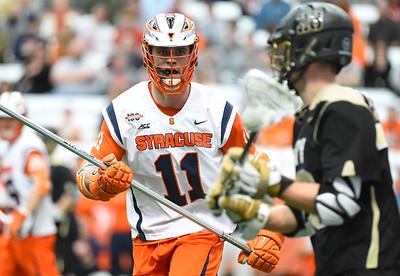 NCAA MLax: Army at Syracuse; 2/28/16