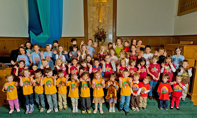 Wednesday Night Children's Ministry 11-09-2011